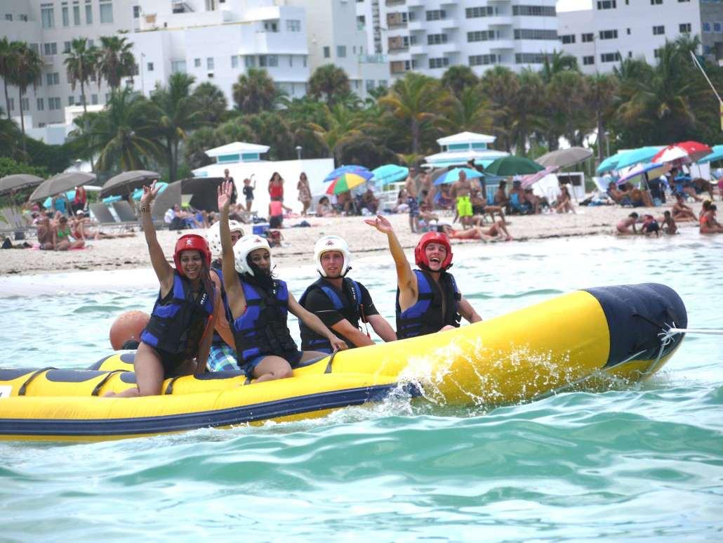 Banana Boat Rentals Clearwater Beach