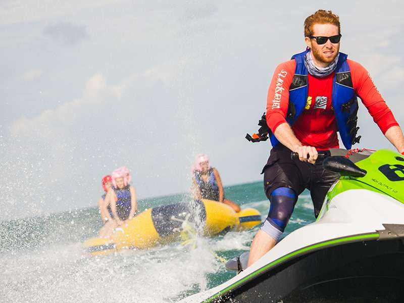 Brothers Brothers Banana Boat Rides Boucher Brothers