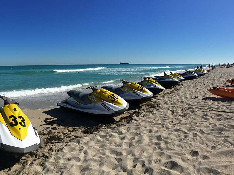 Locations For Jet Ski Als Miami
