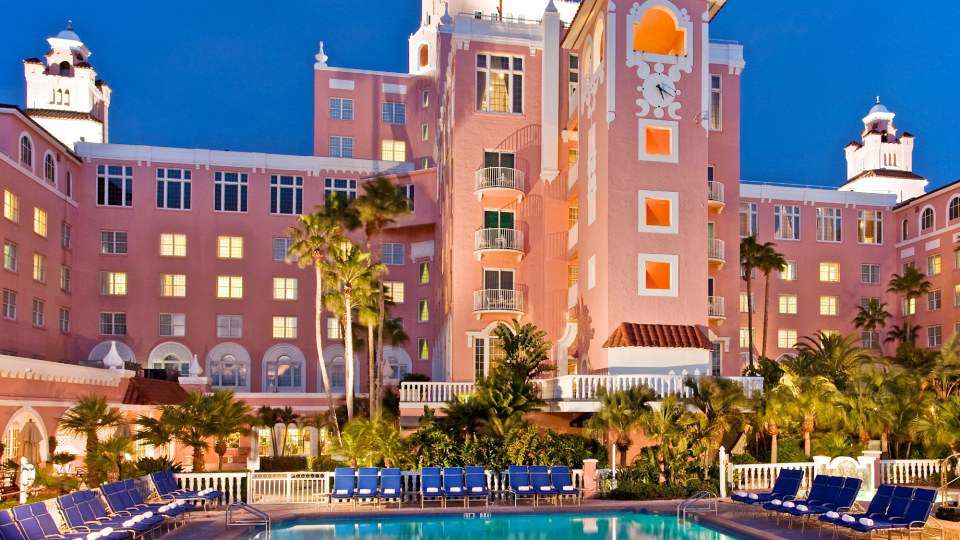 Boucher Brothers Loews Don Cesar Hotel Boucher Brothers