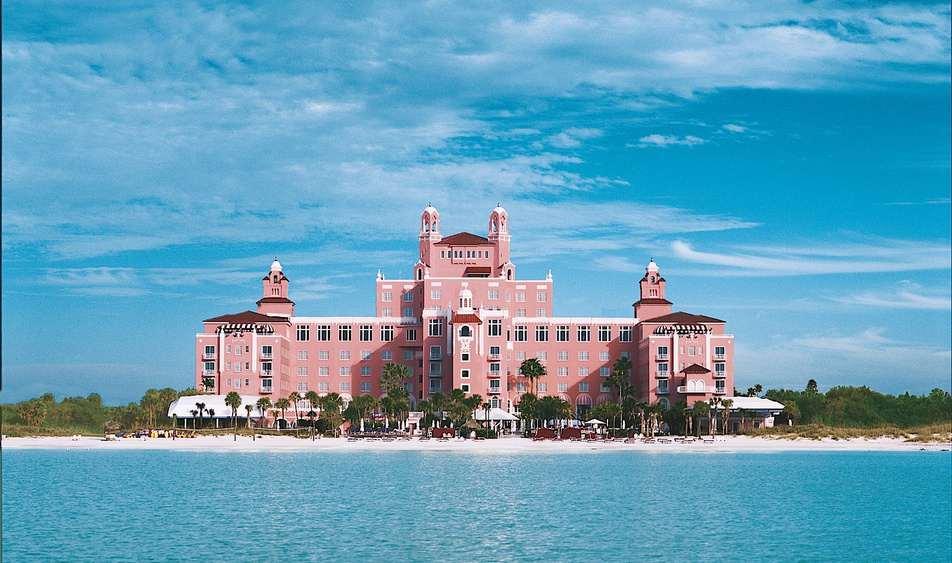 Don Cesar Beach Resort Hotel