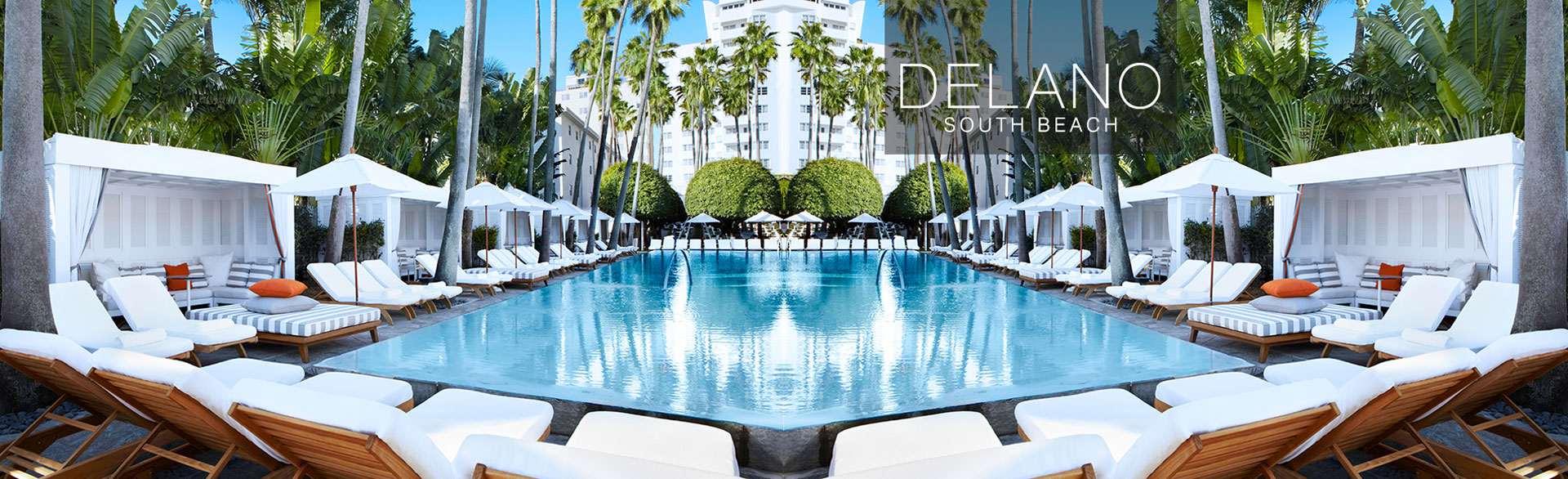 Delano Miami Beach Careers
