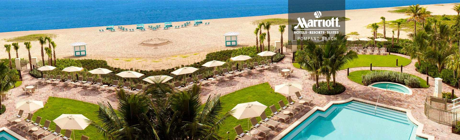 Fort Lauderdale Marriott Pompano Beach Resort Spa Pompano Beach