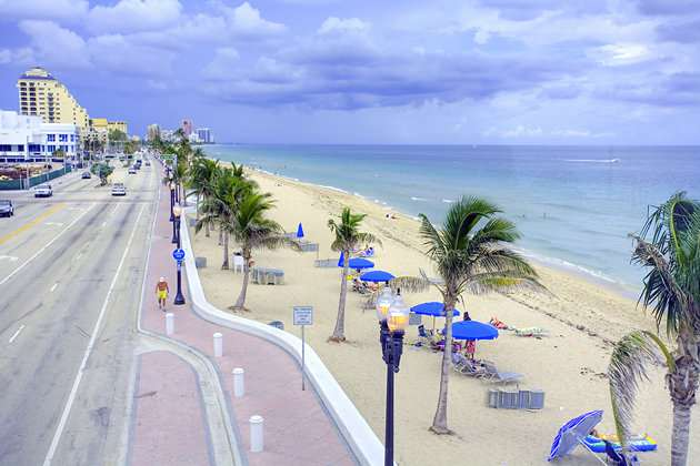 Best Beach Area Fort Lauderdale Hotel