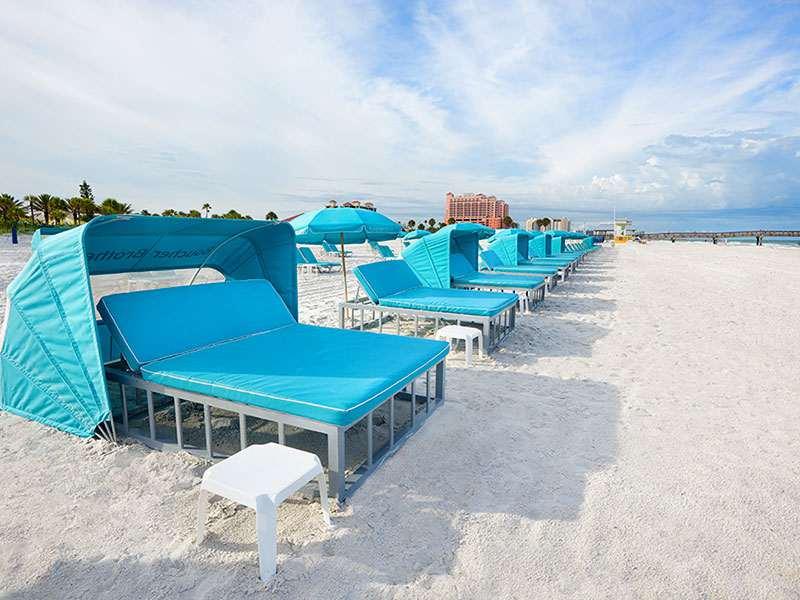 Beach Cabana Als The Best Beaches In World