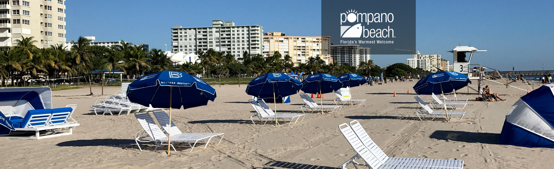 Pompano Beach Umbrella Rentals